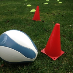 Dribbling Parcours